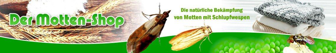 Lebensmittelmotten Kleidermotten Motten-Befreiung